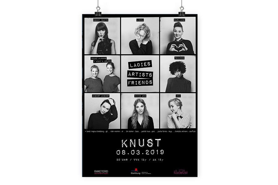 Ladies - Artists - Friends